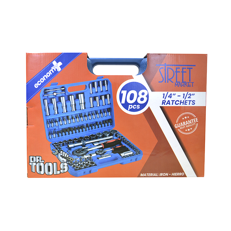 RATCHET 108 PCS