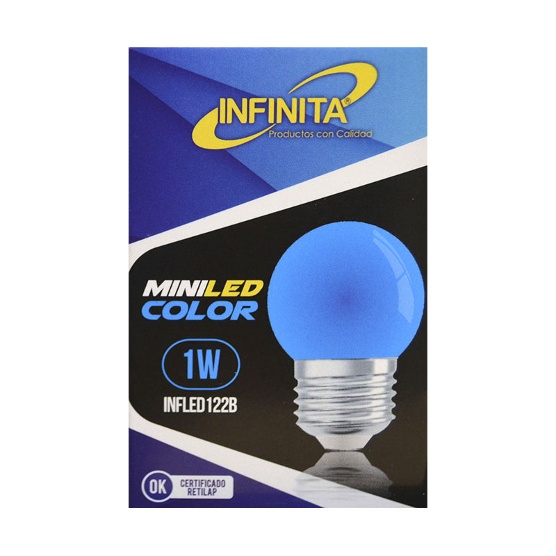 BOMBILLO LED 1W