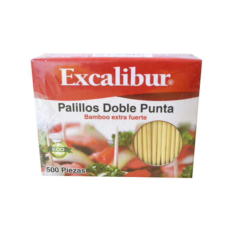 PALILLO DOBLE PUNTA